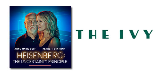 Heisenberg: The Uncertainty Principle + 2 Course Post-Theatre Dinner at The Ivy