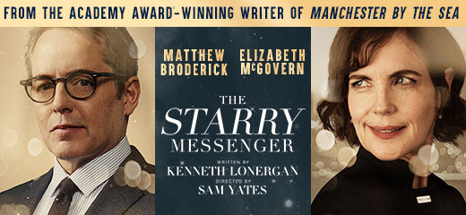 The Starry Messenger + 2 Course Post-Theatre Dinner at J Sheekey