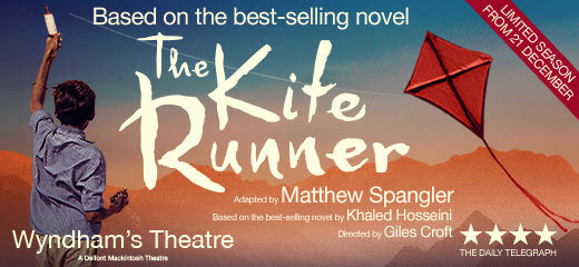 The Kite Runner + 2 Course Dinner