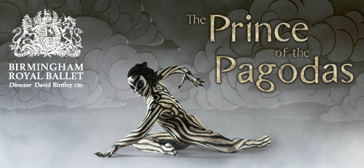 The Prince Of The Pagodas - Birmingham Royal Ballet