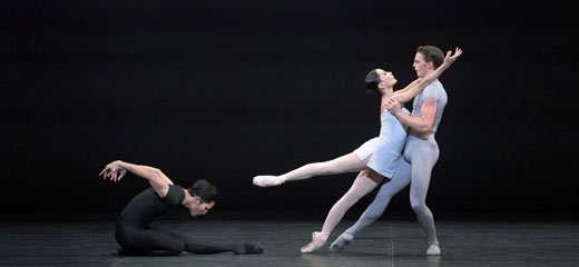 Song of the Earth/La Sylphide double-bill