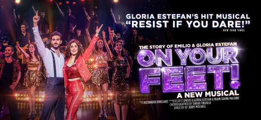 Fun Facts Friday: On Your Feet & Gloria and Emilio Estefan