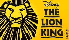 Disney's The Lion King tickets for the Lyceum Theatre - from LOVEtheatre