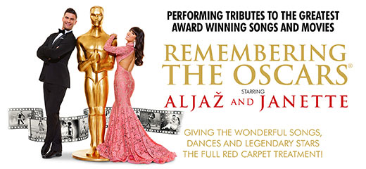Aljaž Skorjanec & Janette Manrara - Remembering The Oscars