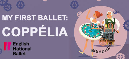 My First Ballet: Coppélia