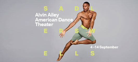 Alvin Ailey American Dance Theater - Programme C - Ounce of Faith/Members Don't Get Weary/Ella/Revelations