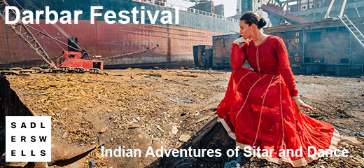 Indian Adventures Of Sitar And Dance