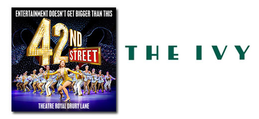 42nd Street + 2 Course Post-Theatre Dinner at The Ivy