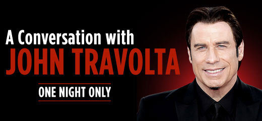 A Conversation with John Travolta