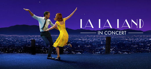 La La Land in Concert tickets - Theatre Royal Drury Lane