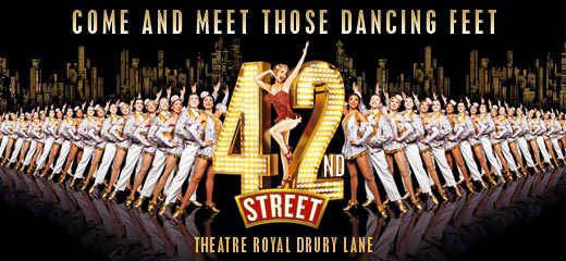 42nd Street + FREE 2 Course Dinner