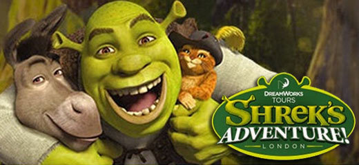 Shrek's Adventure - London