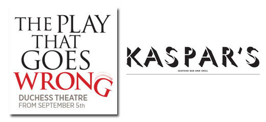 The Play That Goes Wrong + 2 Course Post-Matinee Dinner at Kaspar's