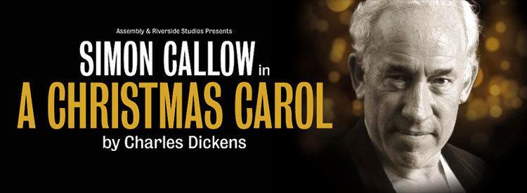 a7b29ffbdab38 A Christmas Carol with Simon Callow Tickets