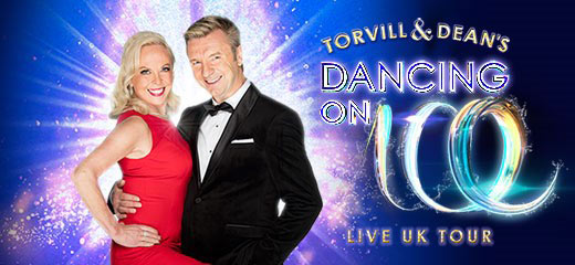 Dancing On Ice: Live UK Tour - Birmingham Barclaycard Arena