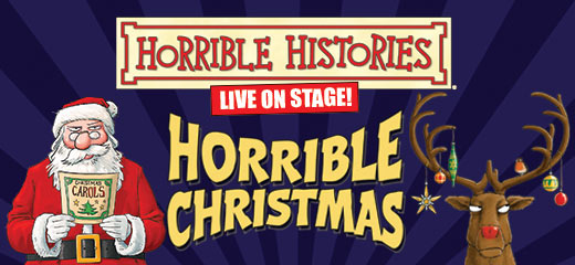 Horrible Christmas tickets - Alexandra Palace