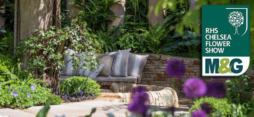 RHS Chelsea Flower Show + 2 Course Dinner