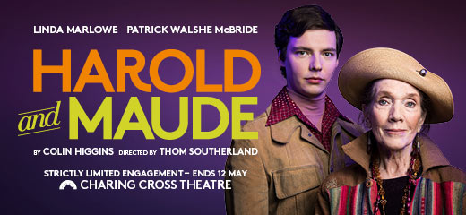 Harold and Maude + 2 Course Dinner