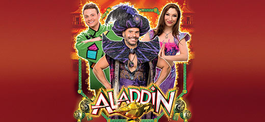 Aladdin - Assembly Hall Theatre