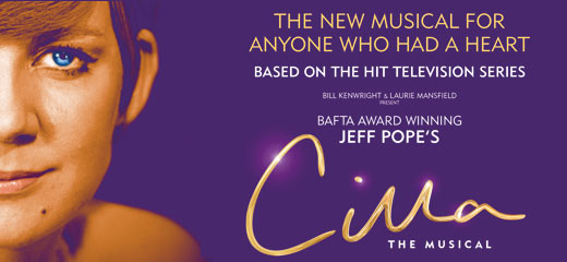 Cilla The Musical tickets - New Wimbledon Theatre