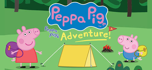 Peppa Pig's Adventure tickets - New Wimbledon Theatre
