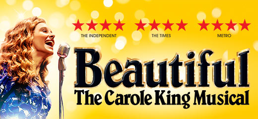 Beautiful tickets - New Wimbledon Theatre