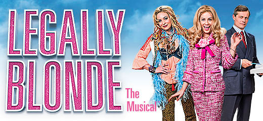 Legally Blonde tickets - New Wimbledon Theatre