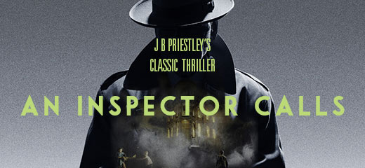 An Inspector Calls tickets - the New Wimbledon Theatre
