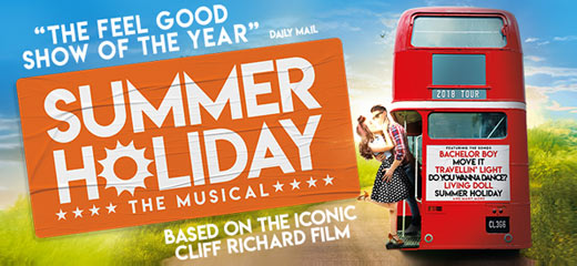 Summer Holiday tickets - the New Wimbledon Theatre