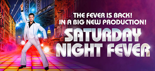 Saturday Night Fever tickets - the New Wimbledon Theatre