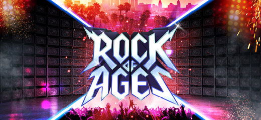 Rock of Ages tickets - the New Wimbledon Theatre