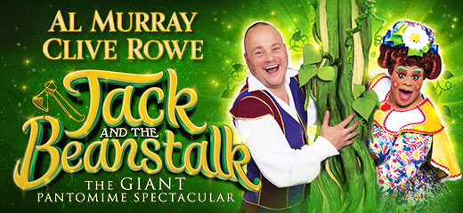 Jack And The Beanstalk - New Wimbledon Theatre