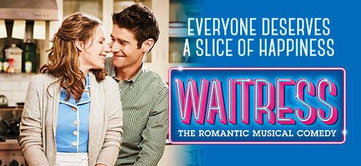 Further casting for Waitress the Musical announced