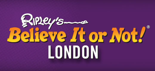 Ripley's Believe It Or Not - 40% off Early Evening Package - 5pm Onwards