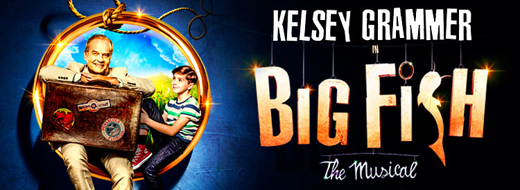 3cfb0930f2d Big Fish The Musical Tickets, The Other Palace (formerly St James ...
