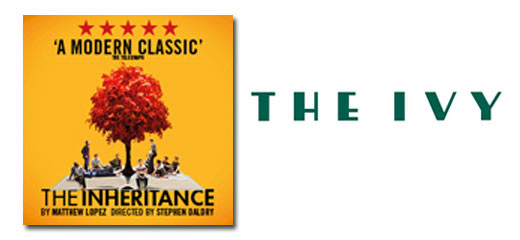 The Inheritance Part 1 - 2 Course Post Theatre Dinner At The Ivy