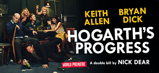 Hogarth's Progress - The Art of Success