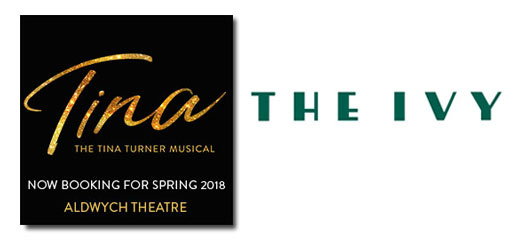 Tina - The Tina Turner Musical - The Ivy - 2 Course Post Theatre