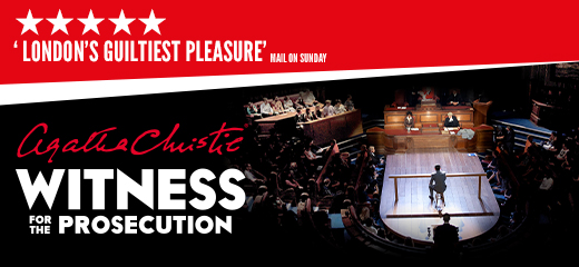 New cast announced for Witness For The Prosecution