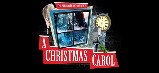 A Christmas Carol at The Spiegel Tent