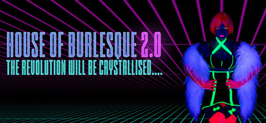 House Of Burlesque: 2.0 at The Spiegel Tent