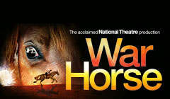 Book War Horse Tickets London