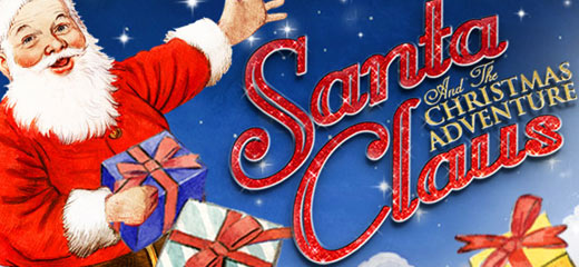 Santa Claus and the Christmas Adventure tickets - the New Wimbledon Theatre