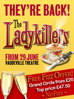 The Ladykillers | LOVE Theatre