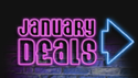 January Deals from LOVE Theatre!